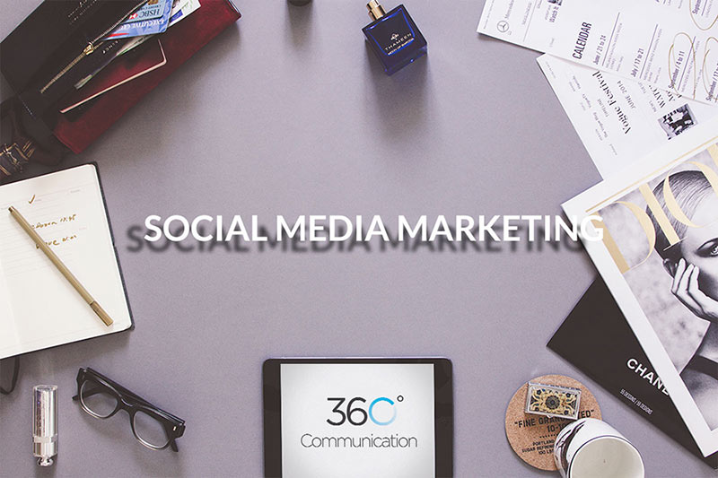 social media marketing modena 360 communication