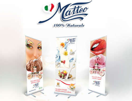 Roll Up Gelateria Matteo