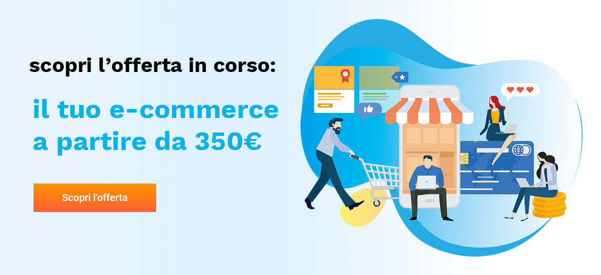 Offerta sito e-commerce